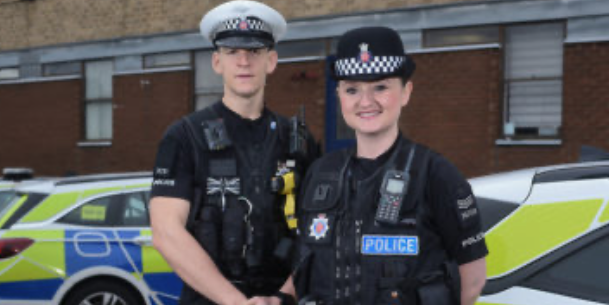 Police given bravery award for acts of heroism at port of Tilbury