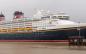 Disney Magic sails into Tilbury