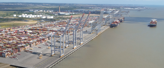 DP World to invest £300 million in new fourth berth at London Gateway