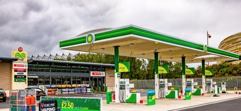 BP 'prioritising' fuel deliveries as driver shortages hit supplies