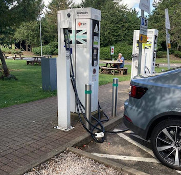 """""""Very few"""" electric vehicle (EV) charging points are wheelchair accessible"""