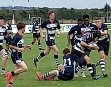 Rugby: Thurrock Under 16 earn impressive away win in cup