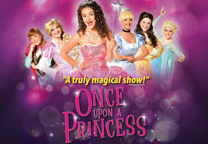 Once Upon a Princess set for Thameside Theatre