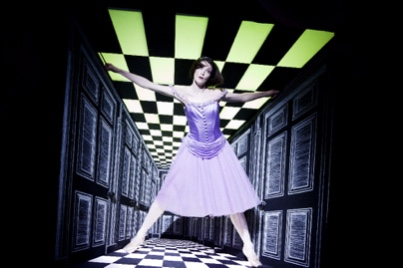 Tumble down the rabbit hole with Royal Ballet