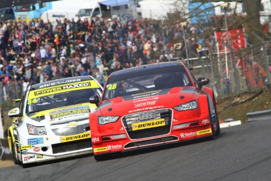 Motor-Sport: Ever-improving AmDTuning.com eyeing further points at Knockhill