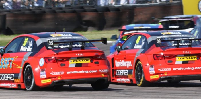 Motor Sport: AmD Tuning look for strong start