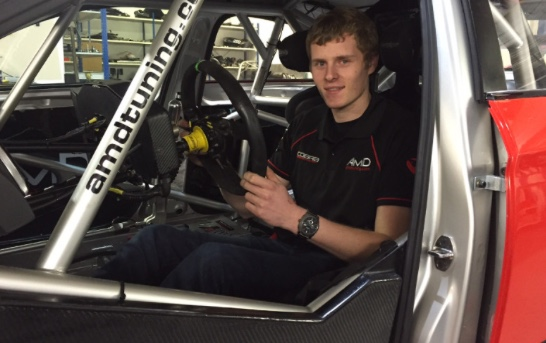 Clio champion Ant Whorton-Eales joins Thurrock's AmDTuning.com for BTCC debut