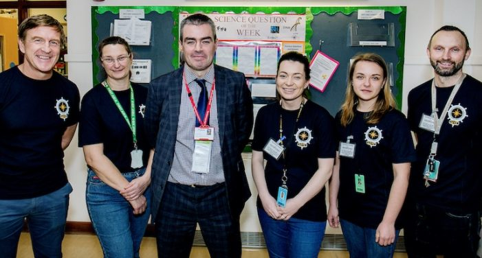 Amazon donation prepares Tilbury pupils for STEM success