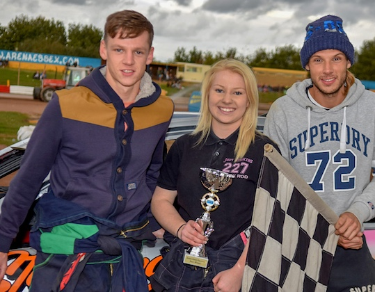 Arena Essex: Winners crowned at Lightning Rod