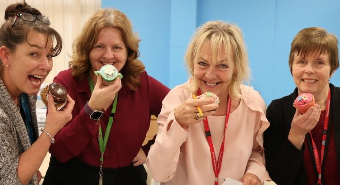 It's the Great Gateway Academy Bake-Off!