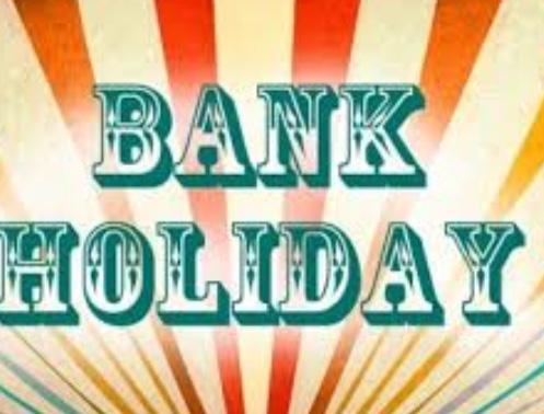Hyperlocal Bible: Bank Holiday