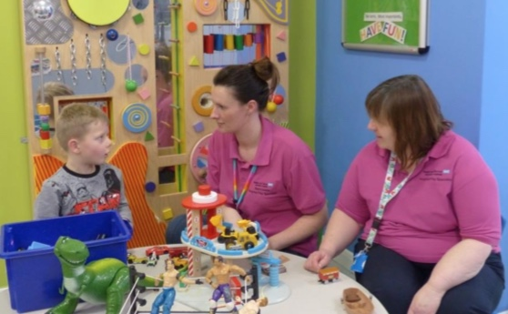 Praise for children's services at Basildon Hospital