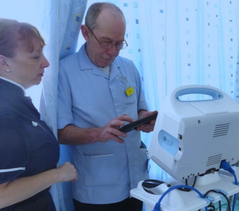 New IT support for patients at Basildon Hospital