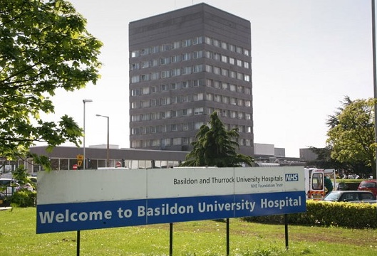 Basildon Hospital's £14 million overspend highlighted