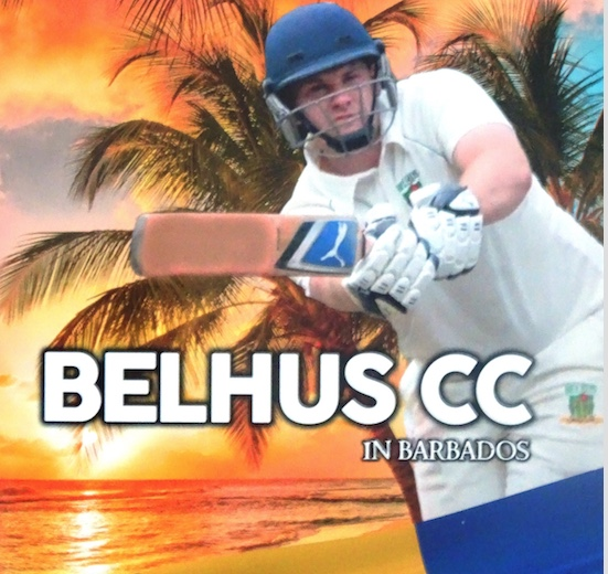 Cricket: Belhus on tour in Barbados