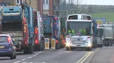 Union action secures social distancing for Thurrock Council waste collection workers