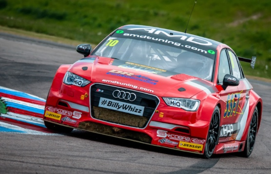 Motorsport: AmD Tuning show potential at Thruxton