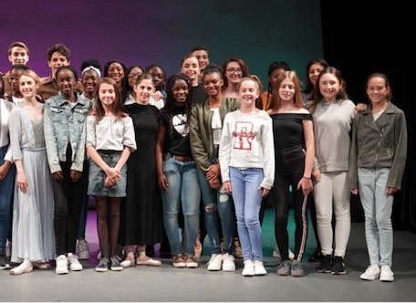 Royal Opera House Thurrock Trailblazer schools go to the ballet