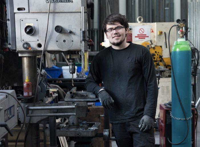 Grays man lands dream job after Royal Opera House apprenticeship