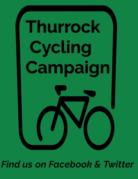 Thurrock Cycle Campaign to join national protest in London.