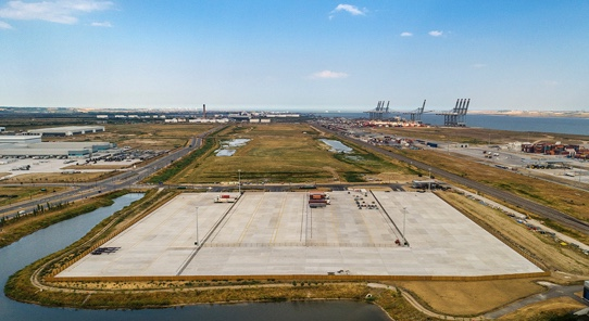 New Lorry Park to Open in DP World Gateway in Stanford-le-Hope