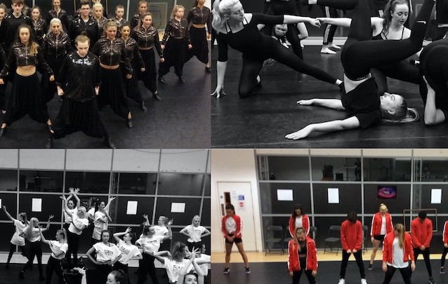 South Essex College set to put on dynamic end of year dance show