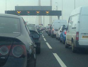 Dartford Crossing Delays