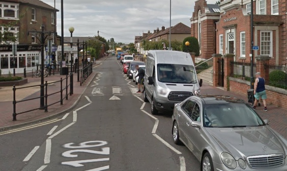 Works commence on Grays two-way system