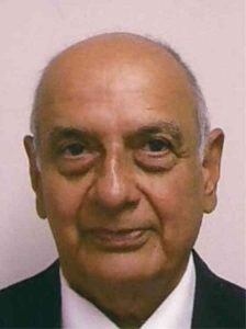 Dr Kamlesh Kumar Masson   sadly passed away earlier this month.
