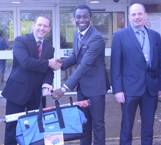 South Essex College's new construction centre in Basildon partners with Draper Tools.