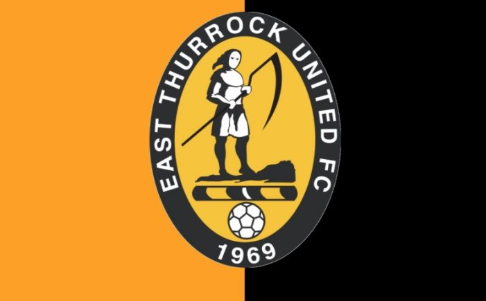 Football: East Thurrock earn first point of the season