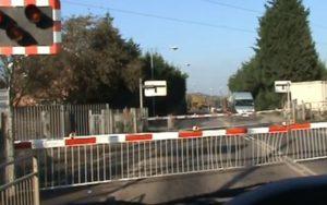 East Tilbury Level Crossing