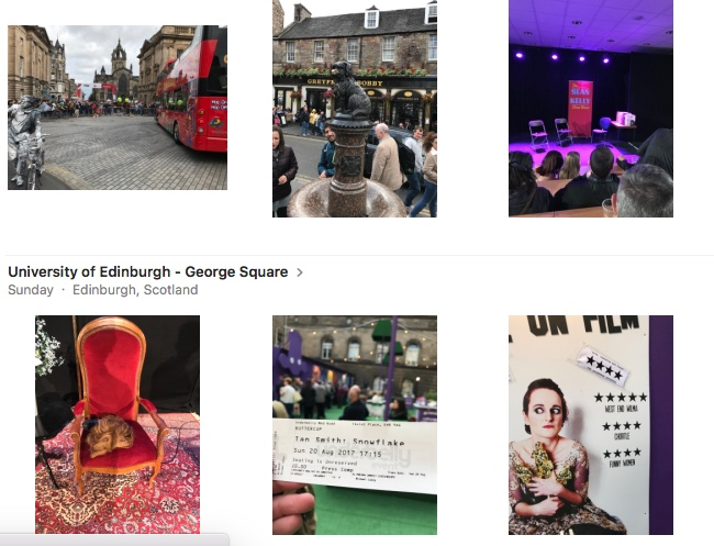 Home thoughts from the Fringe