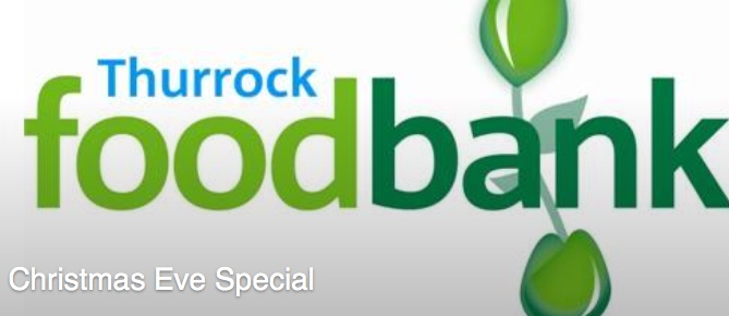 Christmas Eve parkrun is to help Thurrock Foodbank