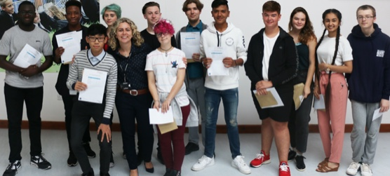Exam success cap fantastic year for Gateway academy