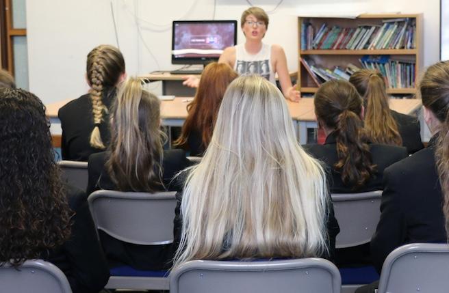 Gateway Academy boost their self esteem