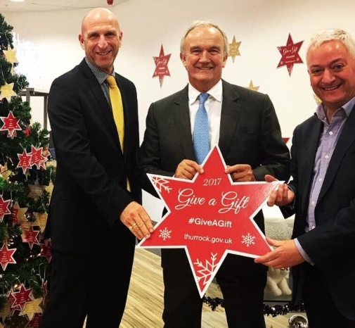 High praise for Give a Gift at intu Lakeside