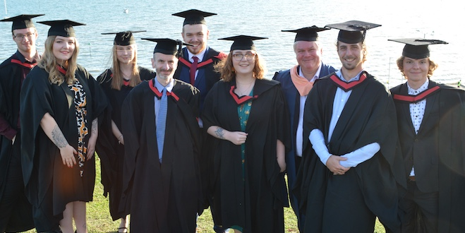South Essex College hold Graduation ceremony