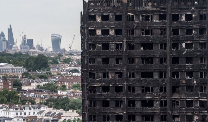 Grenfell Factor: When nobody seems that bothered all over again?