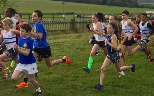 Athletics: Young Thurrock Harriers earn county vests