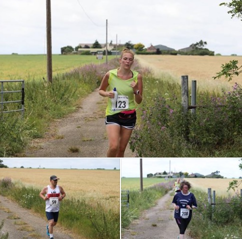 Athletics: Hundreds turn out for Horndon 10K