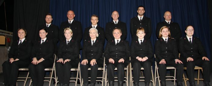 More special constables volunteer across Essex