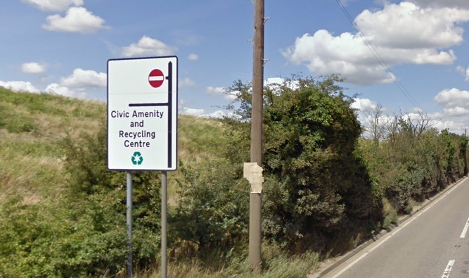 Thurrock Council urge residents to only go to Linford Tip if it's essential