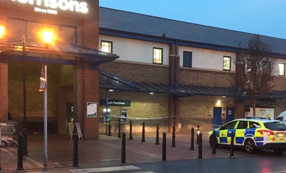 Morrisons Grays opens its cafe to Christmas party groups