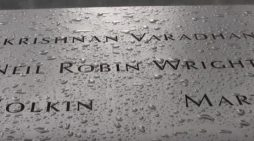 In memory of Tilbury's Neil Robin Wright who died on 9/11