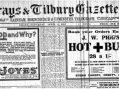 Thurrock wartime weddings and GI Brides