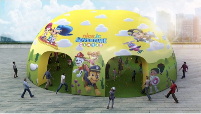 Nick Jr Adventure Centre is coming to  Lakeside