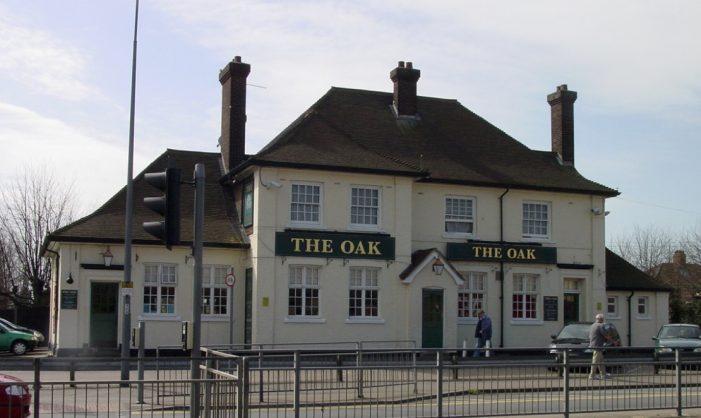 Grays man jailed for criminal damage to The Oaks pub
