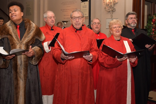 Royal Opera House Thurrock Community Chorus offer up a treat for Christmas