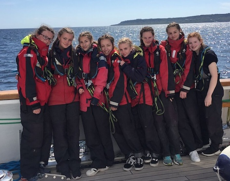 Ormiston Park Academy take to the high seas